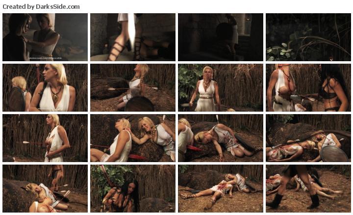 Idea Dead amazon warrior women nude