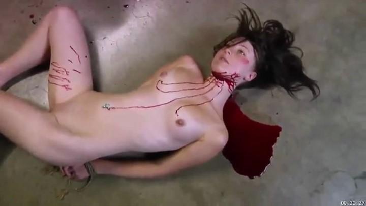 Видео Голая Мертвая Девушка
