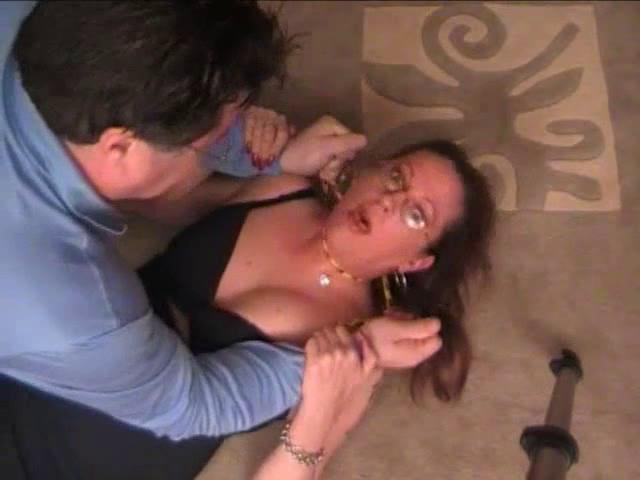 Fetish strangle Extreme Strangled