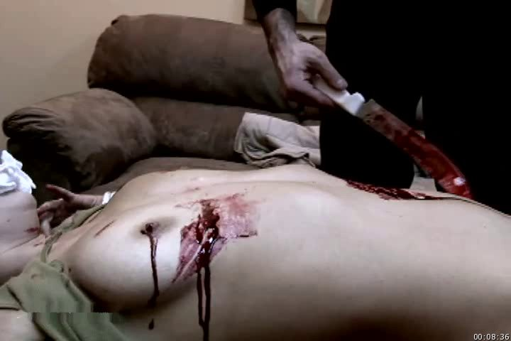 Peachy Keen Films-Stabbed While Housesitting